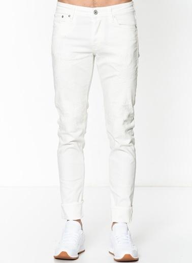 Jack & Jones Jean Pantolon | Glenn - Skinny Beyaz